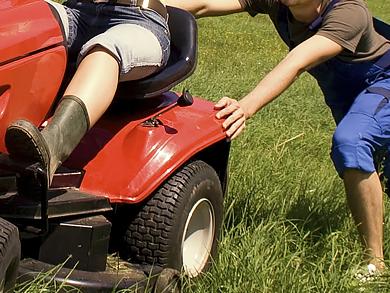 Riding Lawnmowers