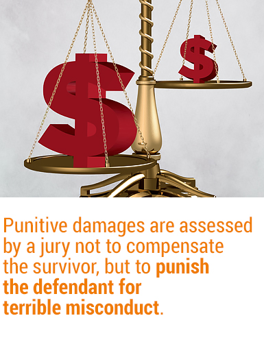Punitive Damages are Necessary to Keep Others from Getting Hurt