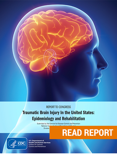 CDC New Report Will Help Traumatic Brain Injury
