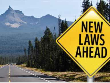 7 New Oregon Vehicle Laws