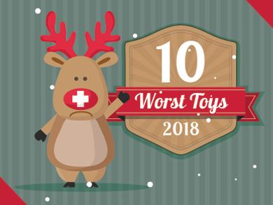 10 Worst Toys 2018