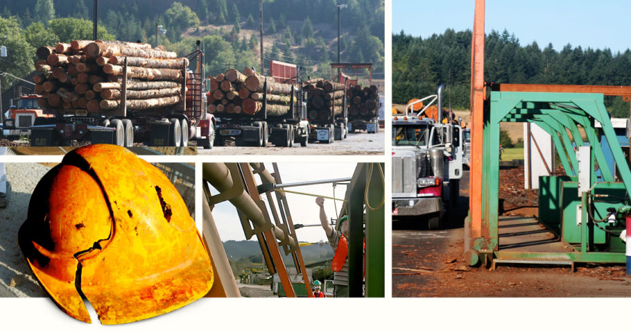 Log Truck Driver Suffers Permanent Injuries from Defective Mill Equipment