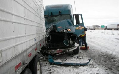 Trucker Injured by Negligent Trucking Companies