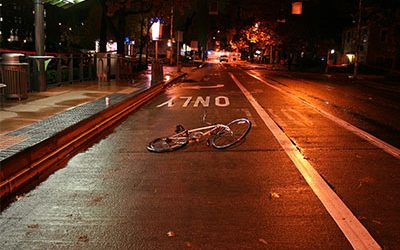 Drunk Kills Bicyclist