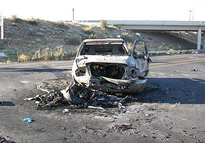 Farm Truck Strikes and Kills Motorcyclist; $900,000 Recovery