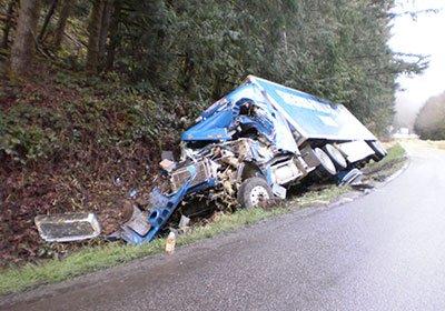 18-Wheeler Improper LoadingResults in the Death of Commercial Truck Driver