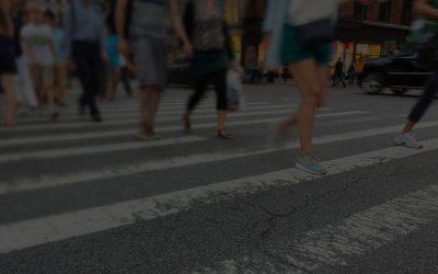 CDC Pedestrian Safety
