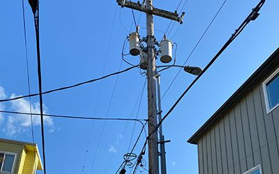 Power Line Contact: Electric Burn Injuries