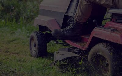 Riding Lawnmowers and Child Safety