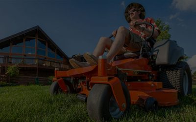 Riding Lawnmower Blind Spots: Safety Tips to Prevent Injuries to Children