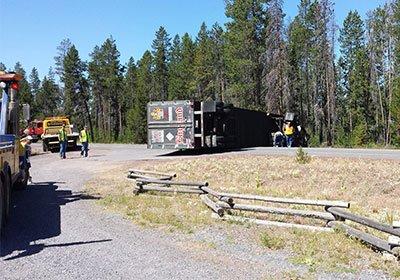 Truck Crash: Confidential Settlement