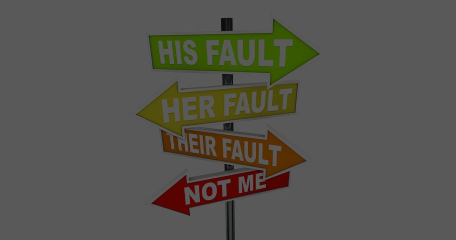 Degree of Fault Is Critical