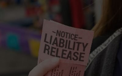 Can Liability Releases Hold Up In Court?