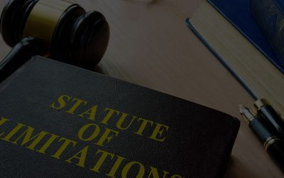 Statutes of Limitation