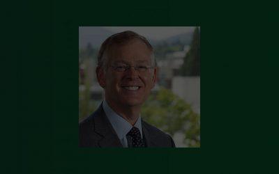 Oregon Law Network – Meet Your Mentor Don Corson
